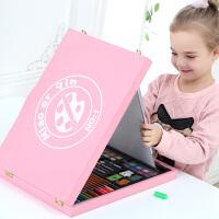 儿童水彩画画笔蜡笔小学生生日礼物学习美术用品文具礼盒绘画套装