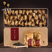 八马茶叶 浓香型铁观音茶叶 安溪乌龙茶兰花香茶叶盒装252g