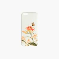 花鸟图 iPhone手机壳X 6s 6p 7 8 热卖 复古创意礼品 05款 iphone6P/6sP