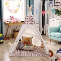 儿童小帐篷游戏屋室内户外玩具屋女孩娃娃婴儿公主房城堡球池
