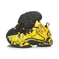 李宁篮球鞋男鞋空袭II耐磨防滑战靴男士运动鞋ABAK035