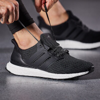 【7.18开抢 满100减20 满279减100】adidas阿迪达斯男子跑步鞋2018新款ULTRABOOST潮流运