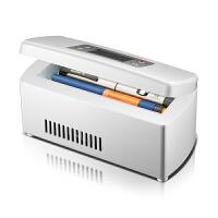 便携式胰岛素冷藏盒迷你药品小冰箱车载智能药品冷藏箱2-18℃