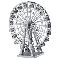 摩天轮】3D微型立体金属模型DIY拼装纳米拼图七夕情人节生日礼