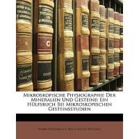 【预订】Mikroskopische Physiographie Der Mineralien Und Gestein