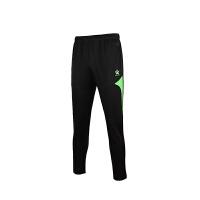 KELME卡尔美 足球训练裤 休闲运动收腿针织裤 小脚收口运动裤 透气排汗 K15Z401