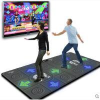 硅胶按摩发光体感运动 双人跳舞毯两用电视电脑瘦身减肥机加厚