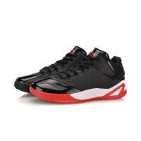 李宁LI-NING男子篮球鞋2018新款篮球流沙实战训练运动鞋ABPN005-2