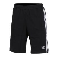 Adidas阿迪达斯 男裤 2018新款三叶草运动裤休闲短裤 DH5798