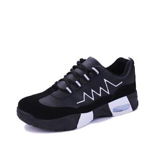 Mr.zuo2017春夏季新潮流男士休闲鞋男鞋子板鞋跑步男运动鞋气垫鞋