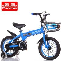 折叠儿童自行车3岁宝宝脚踏车2-4-6-7-8-9-10岁童车男孩单车