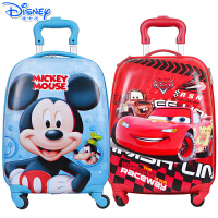 Disney/迪士尼 冰雪奇缘公主儿童卡通旅行箱儿童行李箱学生万向轮拉杆箱SM80511
