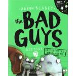 坏家伙 英文原版小说入门级 The Bad Guys Episode 7儿童漫画章节书小说 课外阅读