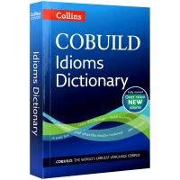 COBUILD Idioms Dictionary 英文原版 柯林斯英语习惯用语词典 英文版原版 正版进口书籍