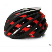 户外运动骑行装备头盔男女单车安全帽骑行头盔一体成型自行车头盔