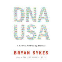 【预订】DNA USA: A Genetic Portrait of America