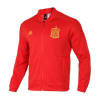 adidas阿迪达斯男子夹克外套18足球西班牙国家队ZNE运动服CE8884