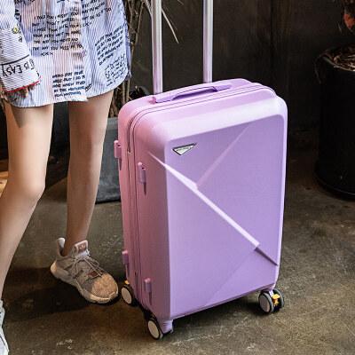 拉杆箱万向轮24寸学生行李箱男旅行箱女登机箱20密码箱26皮箱子28 发货周期:一般在付款后2-90天左右发货,具体发货时间请以与客服协商的时间为准