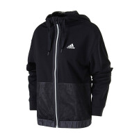 adidas阿迪达斯女子外套夹克防风休闲运动服CV5502