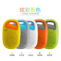 乐果F3户外防水无线蓝牙音箱4.0迷你便携式插卡小音响可接听电话