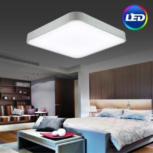 飞利浦(PHILIPS) LED吸顶灯 品轩 22W 三段调光  方形客厅灯书房卧室灯不带遥控