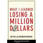 【预订】What I Learned Losing a Million Dollars