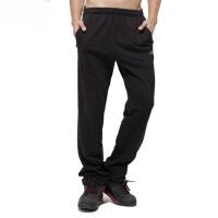 男士大码休闲长裤篮球针织透气卫裤 新款棉薄款运动裤男长裤休闲裤