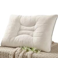 纺乳胶枕头枕芯睡眠枕记忆护颈枕单人颈椎枕头枕芯一对