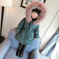 童装韩版新款女童冬装棉衣宝宝加厚羽绒儿童秋冬棉袄外套