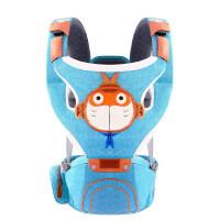 多功能双肩抱婴腰凳婴儿背带防风宝宝前抱式四季透气通用坐凳e5i