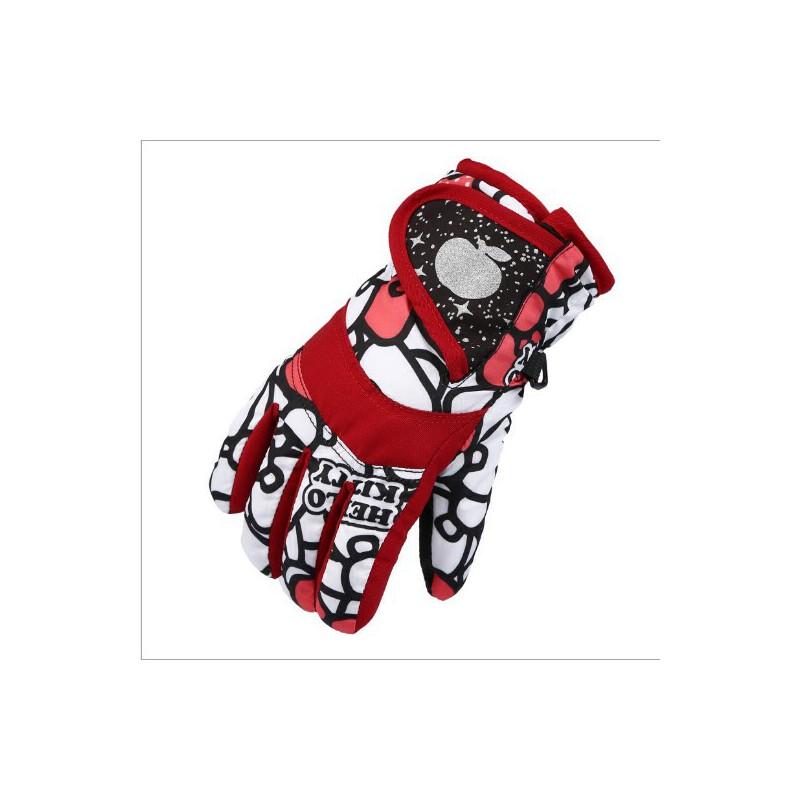 儿童滑雪手套防水防雪加厚保暖五指男童女童玩雪手套加绒冬季手套SN8893 发货周期:一般在付款后2-90天左右发货,具体发货时间请以与客服协商的时间为准