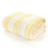 婴儿浴巾纯棉纱布初生宝宝夏季全棉吸水洗澡新生儿童盖毯毛巾被子