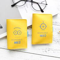韩国可爱小黄卡包女式韩版小卡片包多卡位公交银行卡套卡包(20卡位)
