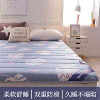 床�|��|加厚1.2�p人家用榻榻米褥子0.9m床�稳�W生宿舍海�d�|被
