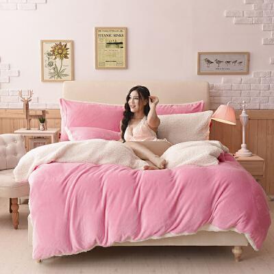 冬季珊瑚绒加厚法兰绒沙发毛毯床单1.8m单人盖毯毯子毛绒毛巾被子  150cmx200cm 一等品 欧式雕花技术  花型3D效果  四季可用