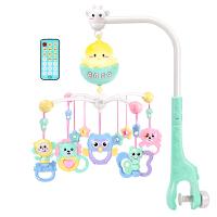 0-1岁3-4-5-6-7-8-9-12个月男孩女孩宝宝礼物婴儿童床铃玩具
