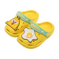 宝宝拖鞋1-2岁夏季3软底防滑女童小孩凉拖男童沙滩