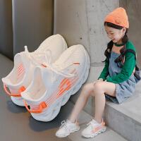 女童运动鞋中大童休闲儿童鞋子春秋款
