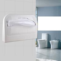 壁挂式马桶纸盒架免打孔 厕板纸盒坐厕纸架一次性马桶坐垫纸巾盒