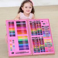 儿童礼盒美术用品绘画水彩笔画画套装儿童创意生日礼物画笔套装
