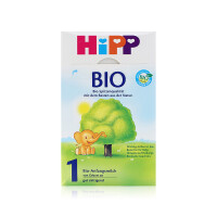 【网易考拉】Hipp喜宝 有机奶粉 1段 3-6个月 600克/盒