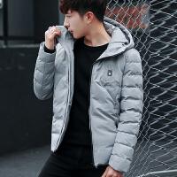 冬季棉衣男士外套潮流新款青年韩版修身冬装日式短款加厚棉袄