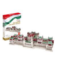 3D立体拼图建筑模型 匈牙利国会大厦益智创意成人儿童玩具