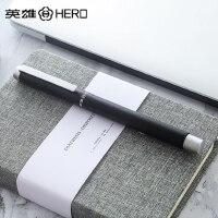 成人商务英雄钢笔办公用礼盒套装书写练字刻字学生用钢笔墨水墨囊
