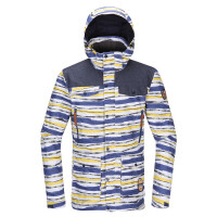 探路者TOREAD户外冬季男女蓄热保暖单板滑雪服HAHE91113/92114