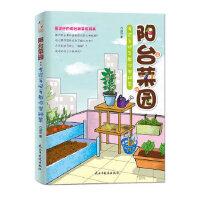阳台菜园:专家手把手教你种菜 方淑华 民主与建设出版社