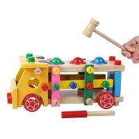 【支持礼品卡】儿童益智拆装玩具螺母拼装组合拧螺丝拆卸组装宝宝早教3-6岁周岁w4c