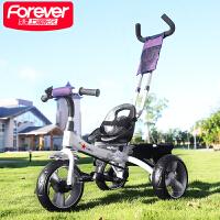 儿童三轮车脚踏车2-3-5岁宝宝手推童车自行车新品