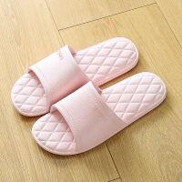 拖鞋男士夏季室内情侣家居家用防滑软底洗澡浴室地板女夏天凉拖鞋