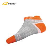 户外运动男士袜子女士短袜吸汗透气棉袜 均码
